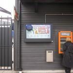 Spektra Neon AB Pyloner Barkarby Handelsplats
