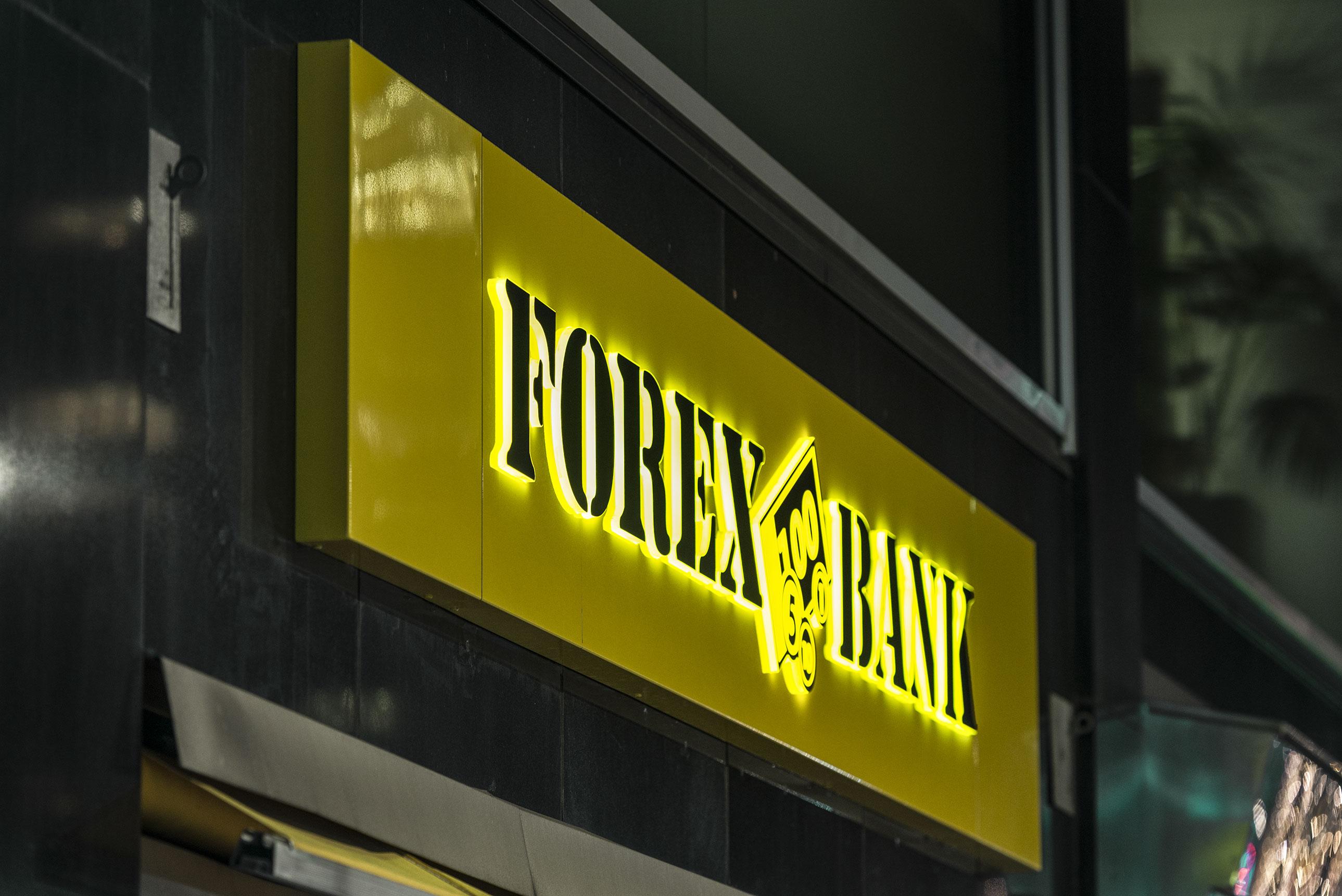 Forex bank ab