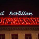 Spektra Neon AB Skyltklassiker Expressen